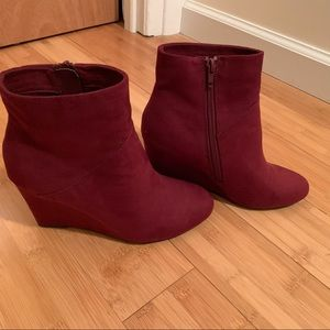Worn Once! Christian Siriano for Payless Boot